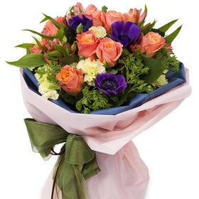 꽃다발 p140