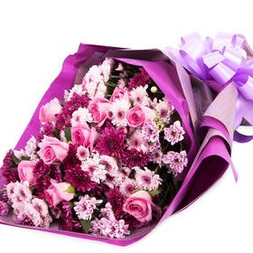 꽃다발 p154
