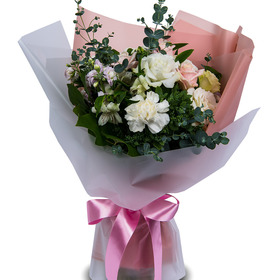 꽃다발 p604