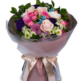 꽃다발 p606