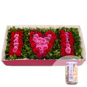 꽃상자+사탕 120