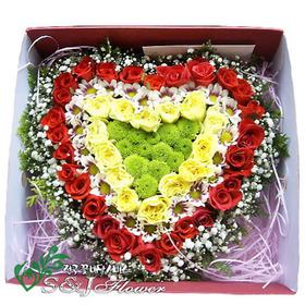 꽃박스 p201