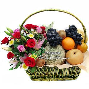 과일꽃바구니 z63