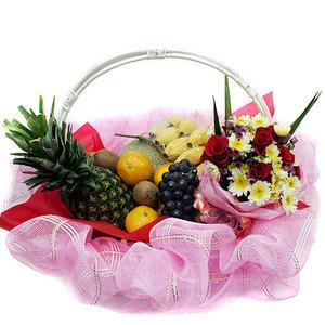 과일꽃바구니 z65