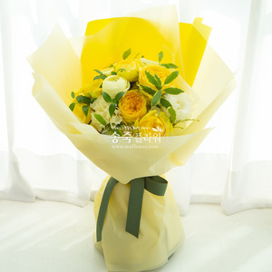 꽃다발 p666