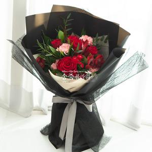 꽃다발 p669